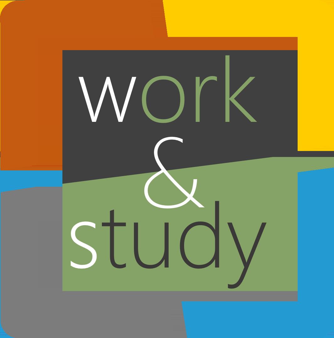 Logo Work and Study